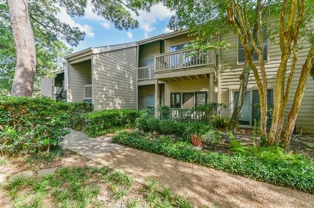 2100 Tanglewilde Street #740, Houston, TX 77063 (MLS #96052916) :: Bay Area Elite Properties