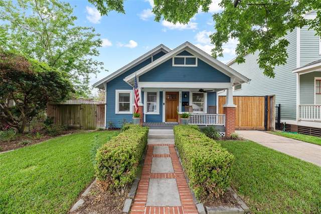 1715 Blount Street, Houston, TX 77008 (MLS #96054029) :: The SOLD by George Team