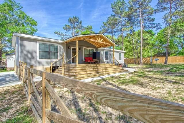 16226 Oak Lace Lane, Magnolia, TX 77355 (MLS #96054253) :: Connect Realty
