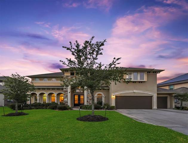 4823 Isla Canela Lane, League City, TX 77573 (MLS #96057785) :: The SOLD by George Team