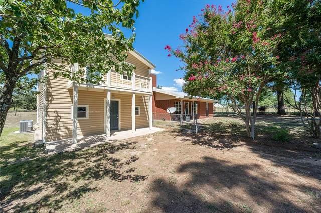 286 County Road 234 Loop, Cameron, TX 76520 (#96064052) :: ORO Realty