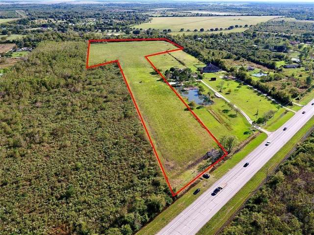 4425 South Highway 35 S, Alvin, TX 77511 (MLS #96064097) :: The Freund Group