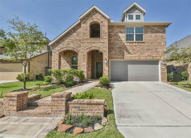 16927 Blackcap Vireo Drive, Cypress, TX 77433 (MLS #96077767) :: The Freund Group