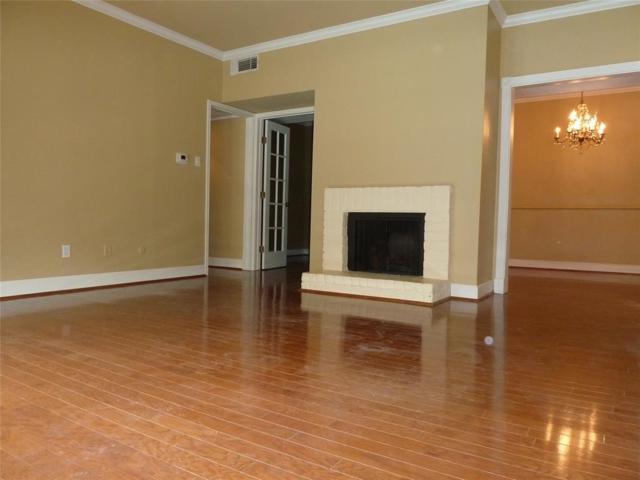 2100 Tanglewilde Street #551, Houston, TX 77063 (MLS #96081159) :: Giorgi Real Estate Group