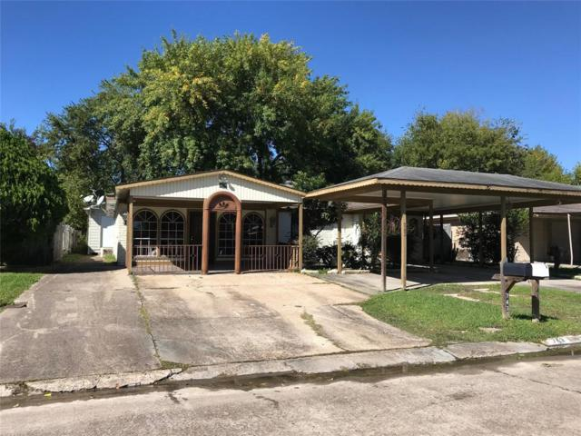 743 Cario St Street, Channelview, TX 77530 (MLS #96081707) :: The Queen Team