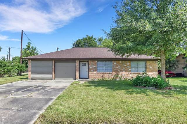 4701 31st Street, Dickinson, TX 77539 (MLS #96091360) :: The SOLD by George Team