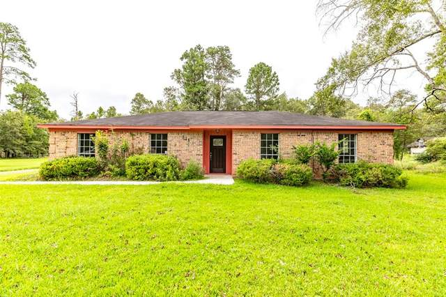 315 Pinemont Drive, Sour Lake, TX 77659 (MLS #96092162) :: The SOLD by George Team