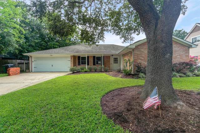 4414 Lavell Drive, Houston, TX 77018 (MLS #96093347) :: The Heyl Group at Keller Williams