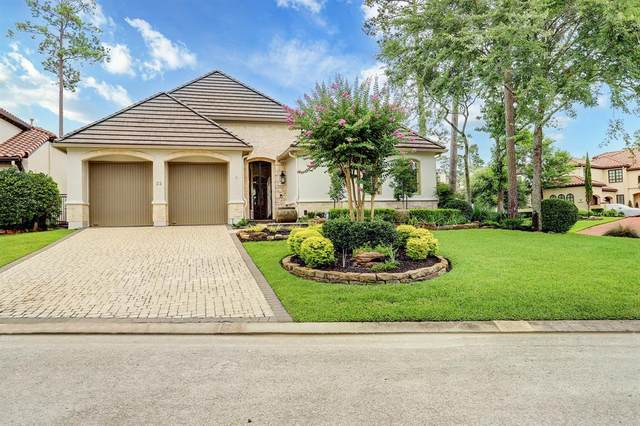 22 Rhapsody Bend Drive, The Woodlands, TX 77382 (MLS #96094521) :: The Freund Group