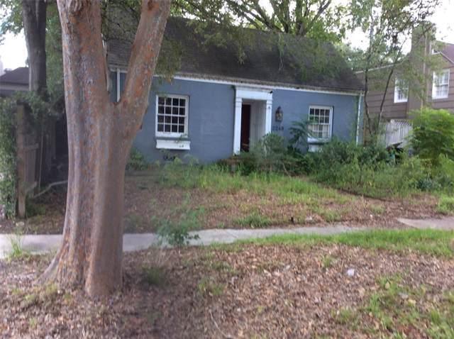 2245 Shakespeare Street, Houston, TX 77030 (MLS #96095986) :: The Jill Smith Team