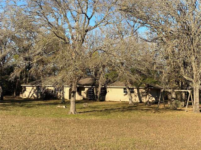 3009 Five Oaks Lane, Brenham, TX 77833 (MLS #96099061) :: Texas Home Shop Realty