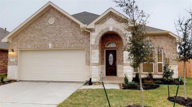 230 Dale Ridge Lane, Dickinson, TX 77539 (MLS #96099706) :: Caskey Realty
