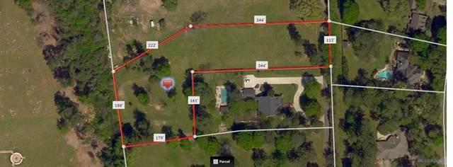 0 Brown Road, Tomball, TX 77377 (MLS #9610369) :: Parodi Group Real Estate