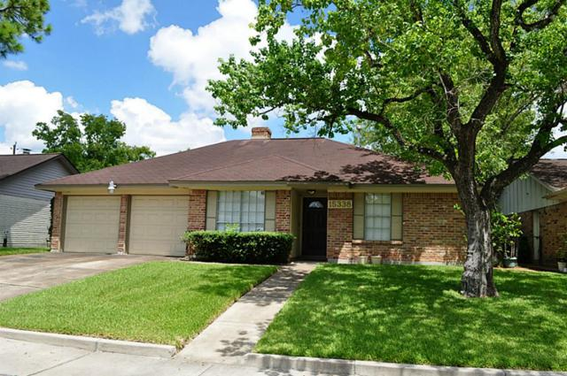 15338 E Hutchinson Circle, Missouri City, TX 77071 (MLS #96112463) :: Carrington Real Estate Services