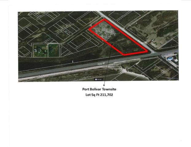 153-155 7th Street, Port Bolivar, TX 77650 (MLS #96116883) :: Texas Home Shop Realty