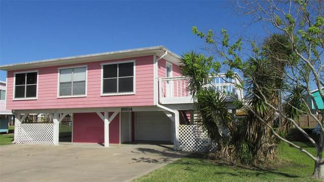 16614 Jolly Roger Road, Jamaica Beach, TX 77554 (MLS #96119998) :: Ellison Real Estate Team