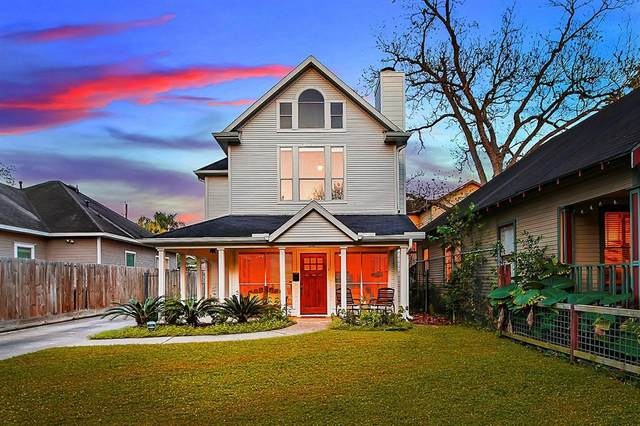 1238 Ashland Street, Houston, TX 77008 (MLS #96120728) :: Giorgi Real Estate Group