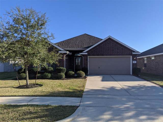 1189 Colt Creek Ct, Alvin, TX 77511 (MLS #96120960) :: The SOLD by George Team