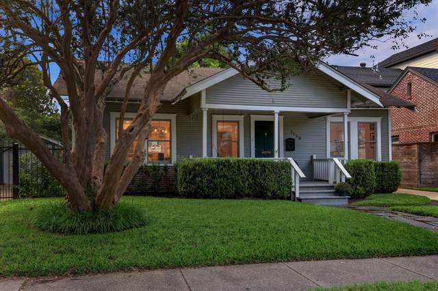 1123 Highland Street, Houston, TX 77009 (MLS #96124583) :: Texas Home Shop Realty