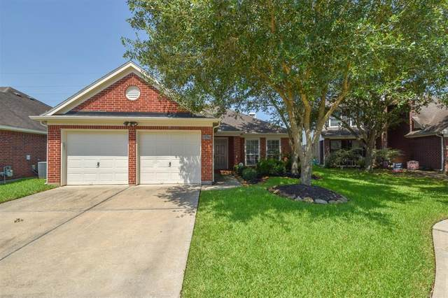 16427 Thyme Green Lane, Cypress, TX 77433 (MLS #96135527) :: The Heyl Group at Keller Williams
