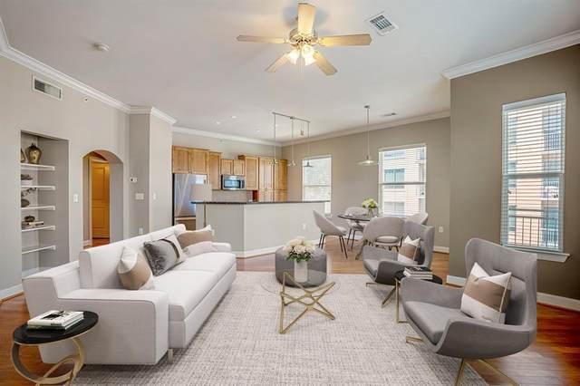 1010 Rosine Street #35, Houston, TX 77019 (MLS #96135987) :: Parodi Group Real Estate