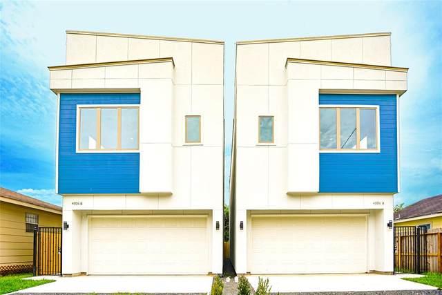 4806 Terry Street B, Houston, TX 77009 (MLS #96139030) :: Giorgi Real Estate Group