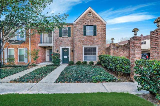 1119 Country Place Drive, Houston, TX 77079 (MLS #96143701) :: Texas Home Shop Realty