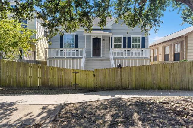 2613 Avenue K, Galveston, TX 77550 (MLS #96145214) :: The Jill Smith Team