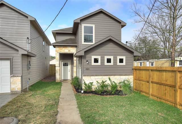 4523 Gaston Street, Houston, TX 77093 (MLS #96149625) :: Green Residential