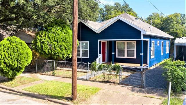 7417 Avenue I, Houston, TX 77011 (MLS #9615220) :: Caskey Realty