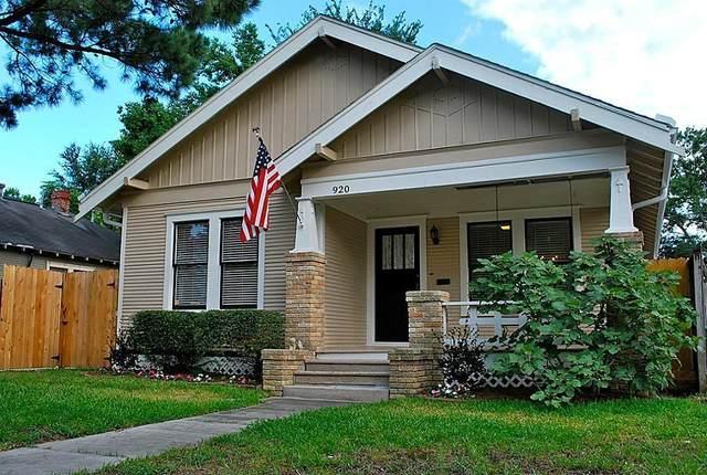 920 Byrne Street, Houston, TX 77009 (MLS #96167650) :: The SOLD by George Team