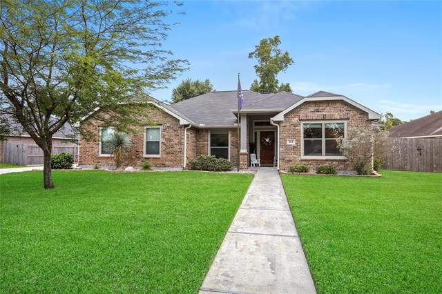 913 Ford Avenue, Dayton, TX 77535 (MLS #96170597) :: The SOLD by George Team