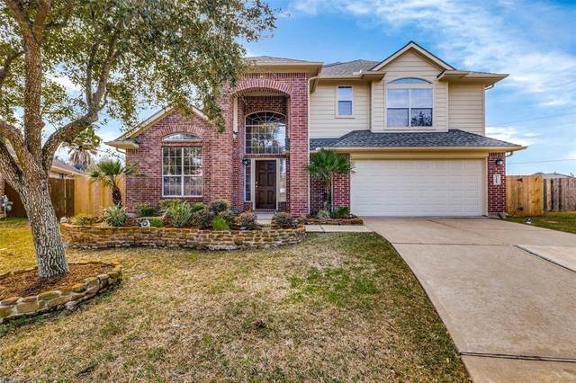 12628 Bethany Bay Drive, Pearland, TX 77584 (MLS #96172430) :: Ellison Real Estate Team