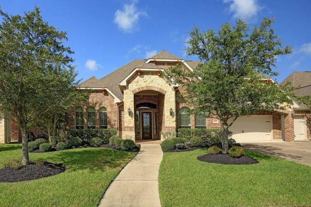 4110 Candlewood Lane, Manvel, TX 77578 (MLS #9618121) :: The SOLD by George Team