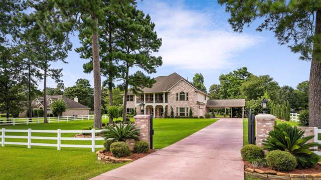 9047 Grand Lake Estates Drive, Montgomery, TX 77316 (MLS #96183233) :: The Home Branch