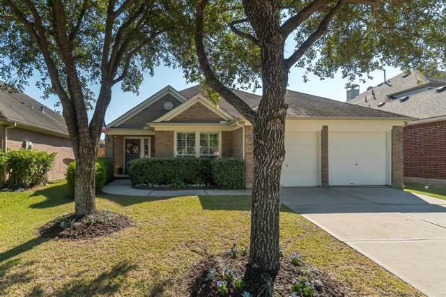 12908 Castlewind Lane, Pearland, TX 77584 (MLS #96187709) :: The SOLD by George Team