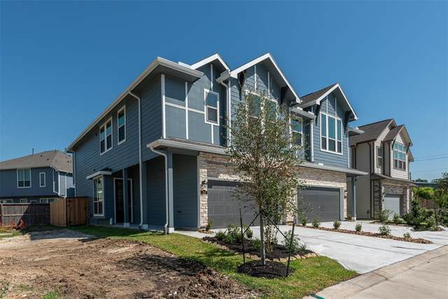 214 Fulton Station Drive, Houston, TX 77009 (MLS #96190689) :: The Queen Team