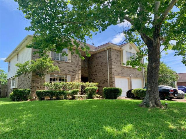 223 Almond Drive, Lake Jackson, TX 77566 (MLS #9619385) :: The SOLD by George Team