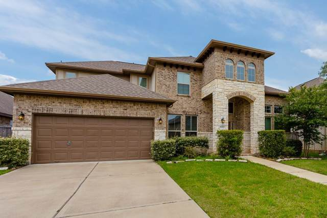 5371 Blue Mountain Lane, Sugar Land, TX 77479 (MLS #9619746) :: The Sansone Group