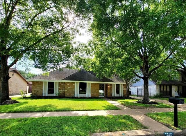 1350 Westgreen Boulevard, Katy, TX 77450 (MLS #9620395) :: My BCS Home Real Estate Group