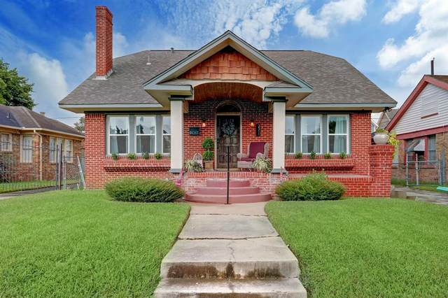 2511 Eagle Street, Houston, TX 77004 (MLS #96204271) :: All Cities USA Realty