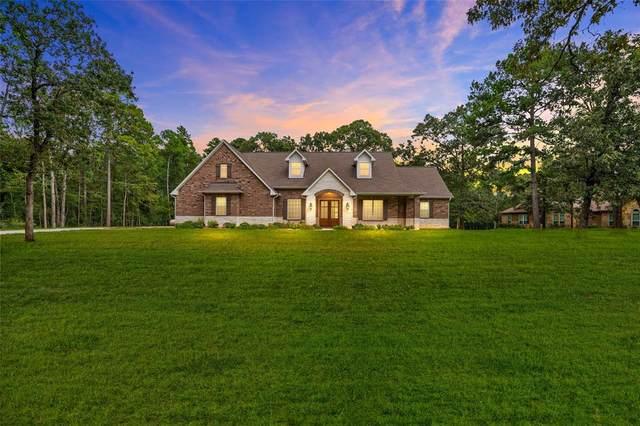 28126 Chuckwagon Trail, Magnolia, TX 77355 (MLS #96210017) :: TEXdot Realtors, Inc.
