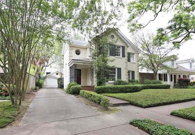 2116 Milford, Houston, TX 77098 (MLS #96210980) :: The Property Guys