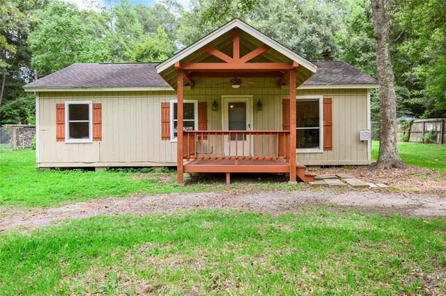 11041 Timber Road, Cleveland, TX 77328 (MLS #96220845) :: The Sansone Group
