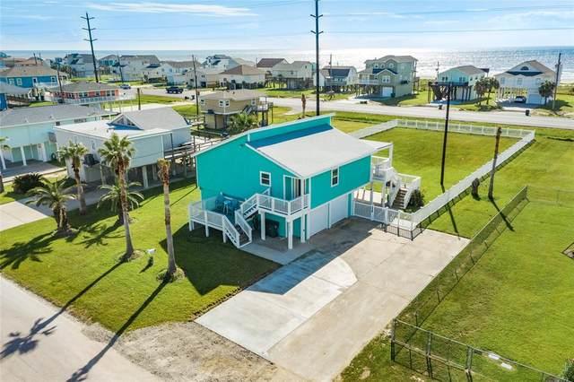 21631 Zachary, Galveston, TX 77554 (MLS #96225488) :: Texas Home Shop Realty