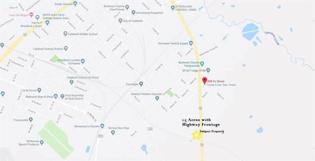 1366 Private Road 3001, Caldwell, TX 77836 (MLS #96258054) :: The Jill Smith Team