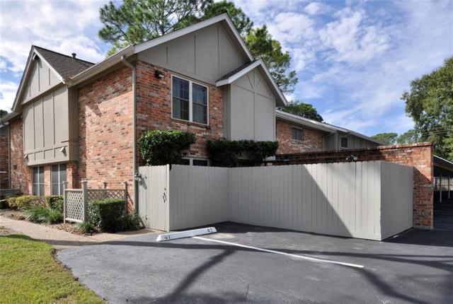 515 Tallowood Road #42, Houston, TX 77024 (MLS #96258448) :: Texas Home Shop Realty