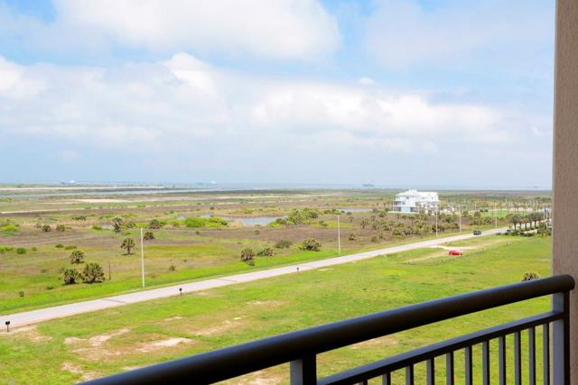 801 E Beach Drive Bc0512, Galveston, TX 77550 (MLS #96265220) :: Krueger Real Estate