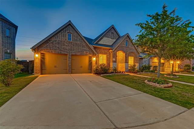 1138 Passion Flower Way, Richmond, TX 77406 (#96269004) :: ORO Realty