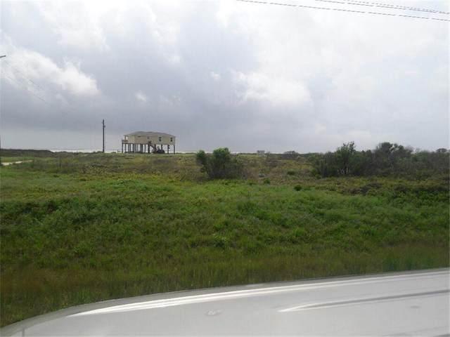 Lot 33,43,44,45 Caplen Shores, Gilchrist, TX 77551 (MLS #96271247) :: My BCS Home Real Estate Group